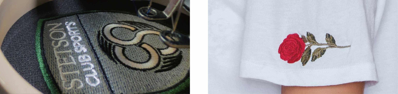 刺繡印刷效果圖