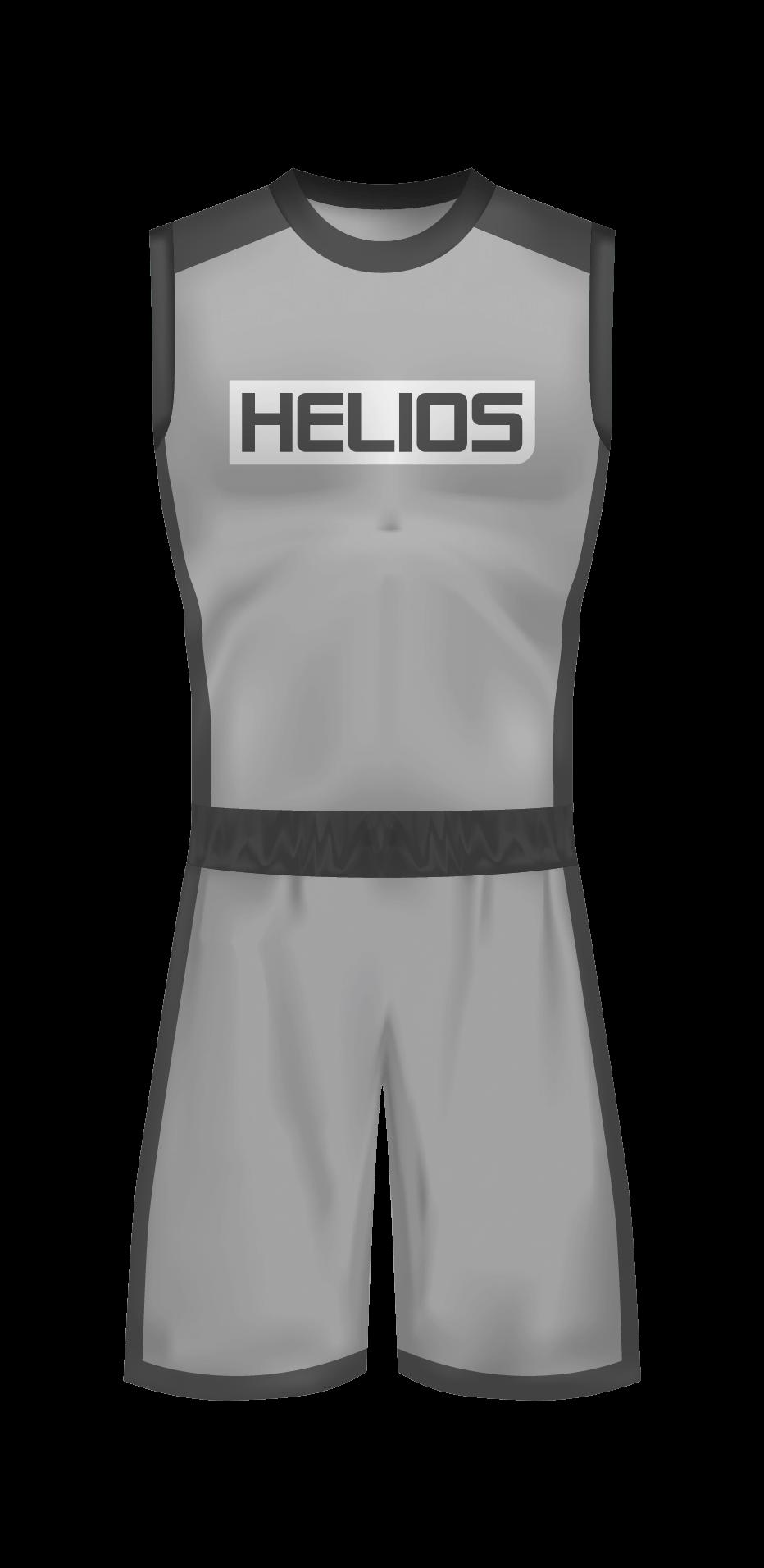 籃球波衫服裝參考
