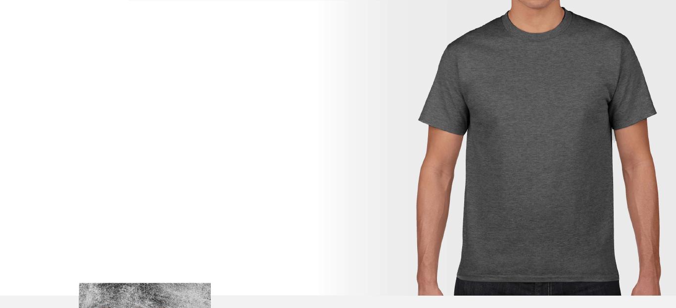 Gildan T shirt 示意圖