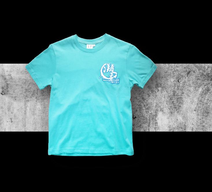 裁布製T-shirt實物參考圖